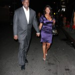 Michael Clarke Duncan And Omarosa Are Ready To Start Their Family