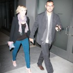 Happily Married... Natasha Bedingfield and Matt Robinson