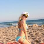 When You Have A Bikini Body Like Paula Labaredas / You Need To Show It Off No Matter What Season The Day Is