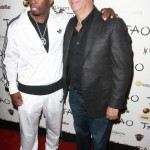 "50 Cent and Jon Taffer, President Of Nightclub & Bar Media Group And Star of Spike TV's ""Bar Rescue"""