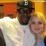 Bobby Brown and Dominika