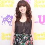 The Protege Of Scooter Braun's Protege... Carly Rae Jepsen