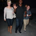 Terry Crews Wants To Smack The Lakers With That Hand
