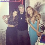 Melissa Molinaro, Casper Smart and Jennifer Lopez Celebrate Casper's 25th Birthday... Not-so-Surprise