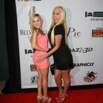 Mary Carey Rubs Paula's Greatest Weapon For Good Luck