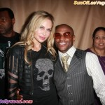 Christina Fulton and Floyd Mayweather... The Ultimate Cage Match