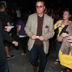 Andy Garcia Likes That You Like The Lakers