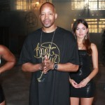 Warren G always has his hands full when it comes to the Girls