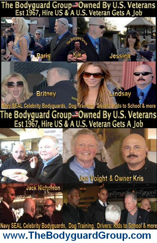 Donate To The Navy SEAL & Special Forces At The Bodyguard Group