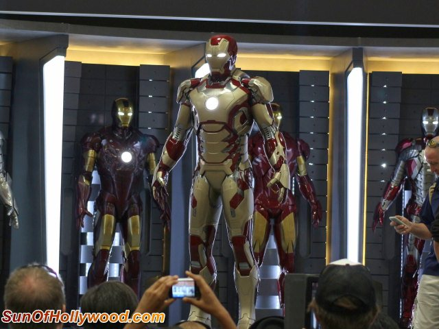 Marvel Releases Official Iron Man 3 Trailer In United Kingdom