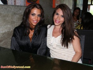 From IFBB To #1BFF, Vida Guerra And Nikki Giavasis Break Bread