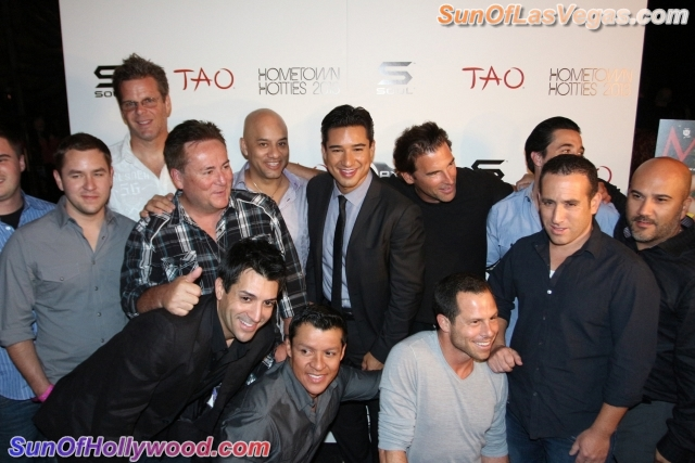 Bachelor Parties In Vegas And Mario Lopez... It Never Gets Old