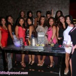 THE HOTTEST VIP TABLE in Hollywood HISTORY... GUARANTEED !!!!