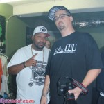 "Bun B with Director James Wade Gettin Down And Derrty For ""Pimp Proud"""