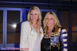 Blonde Ambition : Pamela Bach-Hasselhoff and Ashley Mattingly