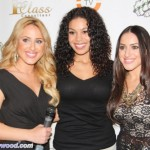 Jordin Sparks Creating Heat With The Twin Calientes Of Caldean... Heather & Holly Yako