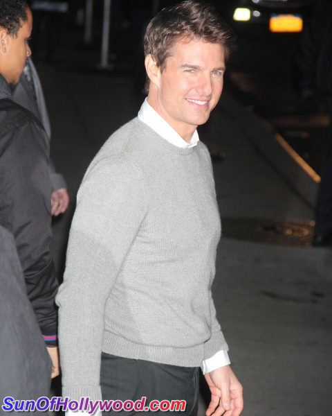 Tom Cruise. The One And Lonely.