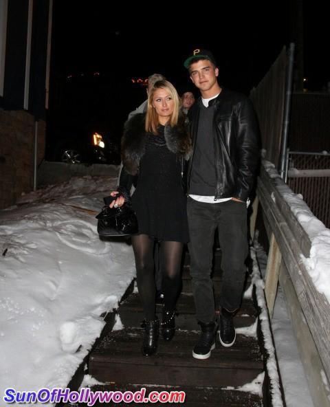 P and Viiperi... En Route To VIP For Avicii