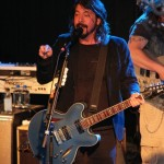Dave Grohl Reppin Nirvana, Foo Fighters and Sound City