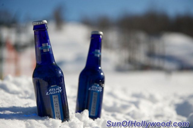 Things didn't work out with Bud Light Platinum's Last Marketing Guy... Justin Timbersnowflake