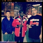 Prophecy... Sleepy Brown & James Wade... Shuttin Down The Planet Hollywood Parking Structure