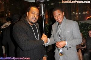 Khujo & My Mans Tyrone Davis Jr.
