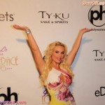 CoCo Austin Shows Off Her Ty-Ku Stance