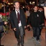David Arquette Gets His Gangster Lean On