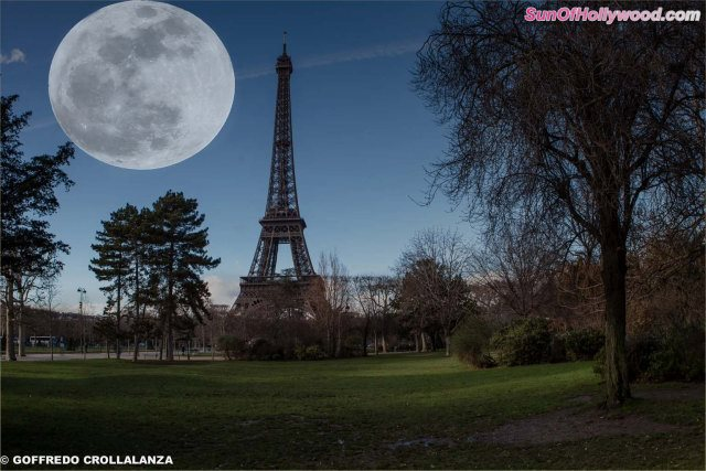 The Dark Night Couldn't Get A Rise Out Of The Eiffel Tower