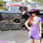 Phoebe Price is Such a Traffic Stopper