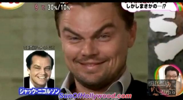 From Double-Jointed Fingers To Jack Nicholson Eyebrows... Leonardo DiCaprio's Hidden Talents Are Hidden No More
