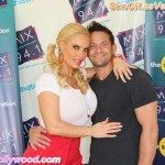 Jeff Timmons & Coco Austin