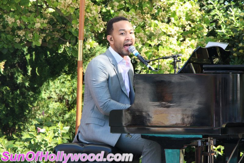 John Legend Lends His Voice Of Empowerment To Women's Campaign International