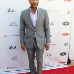 John Legend On The WCI Red Carpet