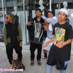 Keepin Nappy Tabs On Mindless Behavior... Until Their Secret Surprise