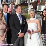 Prinz Ferdinand & Sissy Fahrenschon's Beachside Ceremony In Beautiful Coronado
