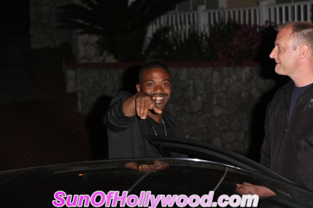Even Ray J Knows Prophecy@SunOfHollywood Is Always On Point