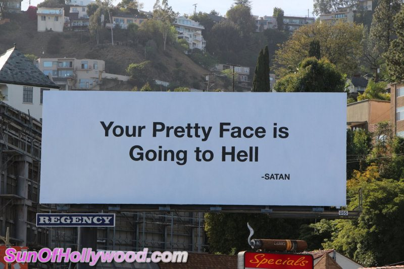 "And What Exactly Is ""Satan"" Trying To Say Then ??"