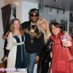Ashley Paige, Tony DeNiro Co-Founder Of Pheed, Tara Reid, And Annie Preece... Reasons To Celebrate