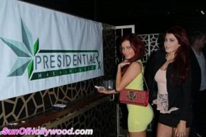 The Howe Twins Repping That Hash Infused PresidentialRX