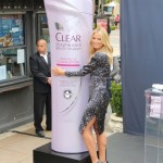 Heidi Klum Loooooves Her Clear Hair Care