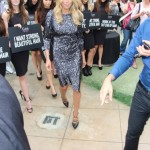 Heidi Klum Keeps A Super Fine-ly Tuned Army With Long Legs & Hair