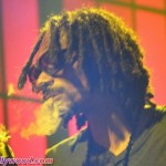 Snoop Sets The Stage Ablaze