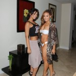 Raven Elise & Daphne Joy Lookin' Twice As Fly To Catch Yer Eye