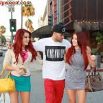 howe twins carla howe melissa howe don benjamin antm americas next top model crustacean beverly hills sunofhollywood 09