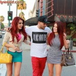 howe twins carla howe melissa howe don benjamin antm americas next top model crustacean beverly hills sunofhollywood 10