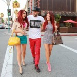 howe twins carla howe melissa howe don benjamin antm americas next top model crustacean beverly hills sunofhollywood 11