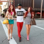 howe twins carla howe melissa howe don benjamin antm americas next top model crustacean beverly hills sunofhollywood 13