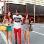 howe twins carla howe melissa howe don benjamin antm americas next top model crustacean beverly hills sunofhollywood 15
