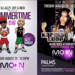 Tuesday Night At Moon In The Palms In Vegas... Party Where MAGIC Happens